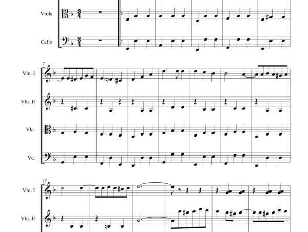 Palomita Blanca (Anselmo Aieta) - Sheet Music
