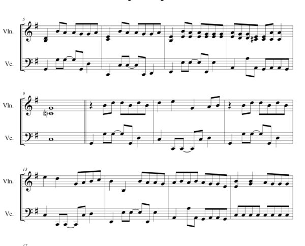 Accidentally in love Sheet music (Counting Crows)