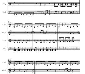 Bring me to life (Evanescence) - Sheet Music