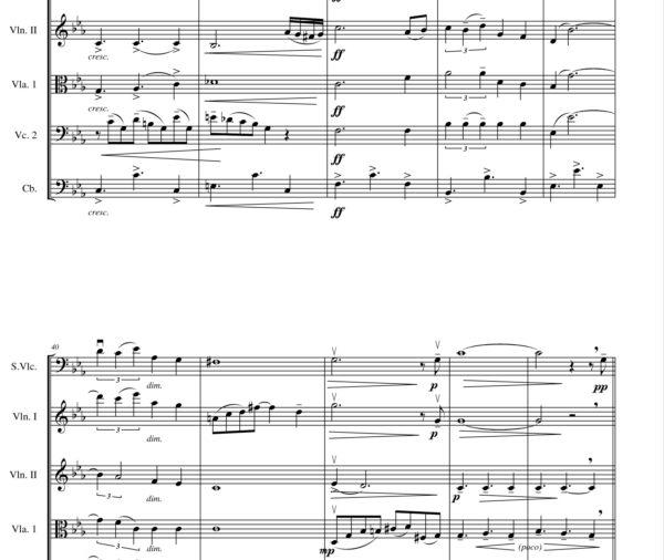 Oblivion Sheet music (Astor Piazzolla)