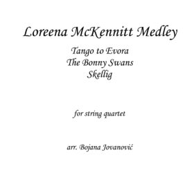 Loreena McKennitt Medley Sheet music