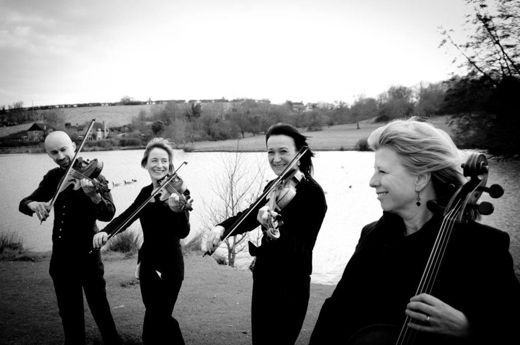 Capriccio String quartet photo
