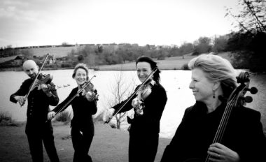 Capriccio String quartet photo