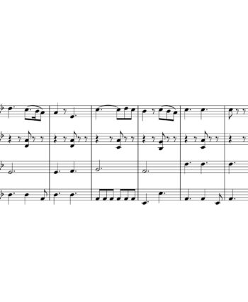 Ed Sheeran - Perfect Sheet Music for String Quartet