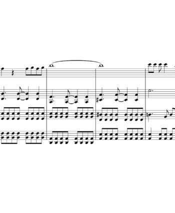 A star is Born - Shallow - Sheet Music for String Quartet - Music Arrangement for String Quartet