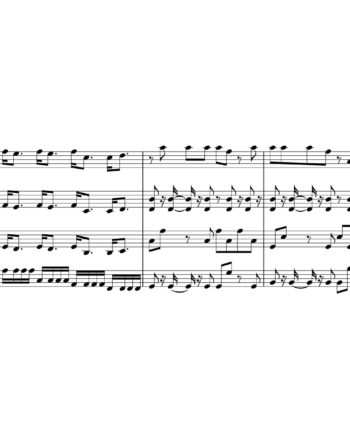 BTS ft. Halsey - Boy With Luv - Sheet Music for String Quartet - Music Arrangement for String Quartet