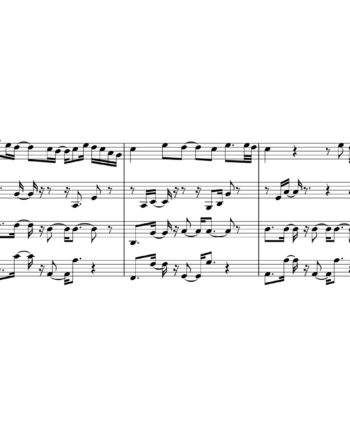 Lukas Graham - Love Someone - Sheet Music for String Quartet - Music Arrangement for String Quartet